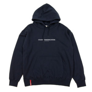 HOOD / HP HEADER / NAVY