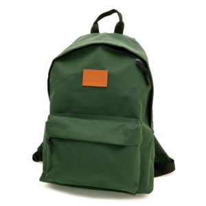 COLOR COMMUNICATIONS BAG STANDARD BACKPACK DARK GREEN