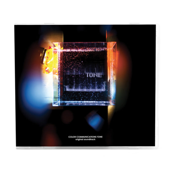 COLOR COMMUNICATIONS CD / TONE original soundtrack