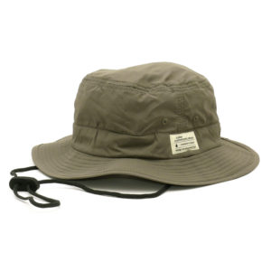 COLOR COMMUNICATIONS HAT COTTON TAG BOONIE NYLON OLIVE