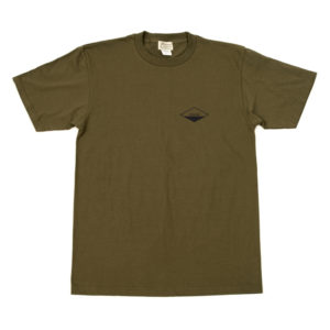 COLOR COMMUNICATIONS T-SHIRT DIAMOND OLIVE