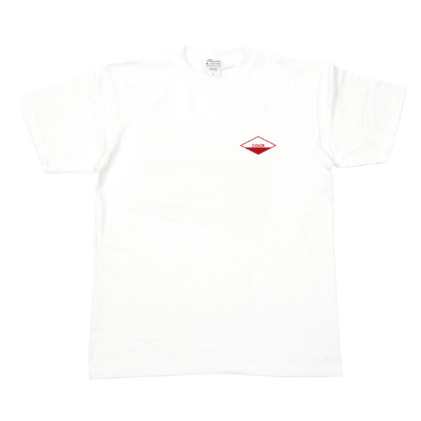 COLOR COMMUNICATIONS T-SHIRT DIAMOND WHITE