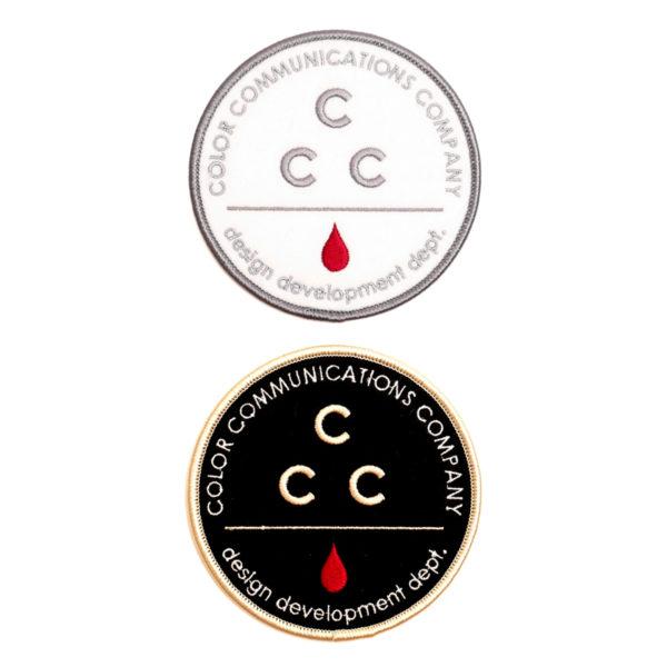 COLOR COMMUNICATIONS 2019 FW ccc patch lg