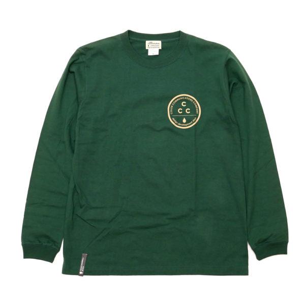 カラーコミュニケーションズ ロングスリーブTシャツ CCC アウトレット