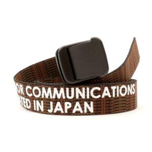 COLOR COMMUNICATIONS カラーコミュニケーションズ BELT ベルト T-LOCK PATTERN
