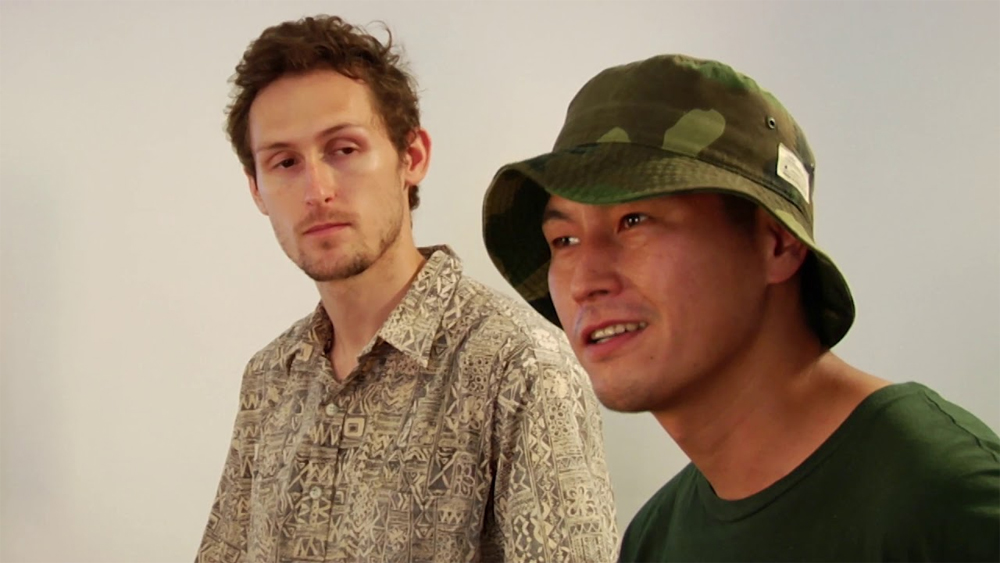 HIroki Muraoka x Colin Read インタビュー Inside the Skater's Studio