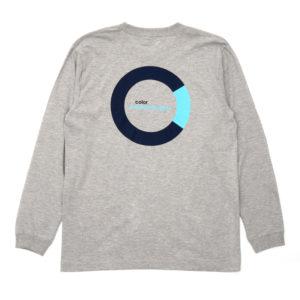 COLOR COMMUNICATIONS カラーコミュニケーションズ LONG SLEEVE Tシャツ CRING