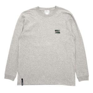 COLOR COMMUNICATIONS カラーコミュニケーションズ LONG SLEEVE Tシャツ RETRO BAZ