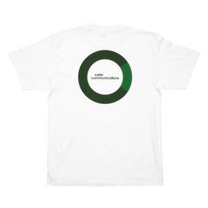 COLOR COMMUNICATIONS カラーコミュニケーションズ Tシャツ CRING