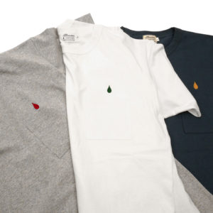 COLOR COMMUNICATIONS カラーコミュニケーションズ Tシャツ DRIP EMB POCKET 2