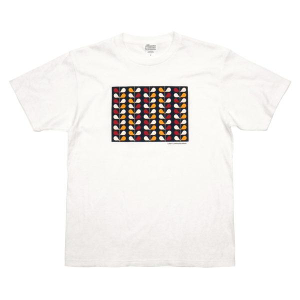 COLOR COMMUNICATIONS カラーコミュニケーションズ Tシャツ DRIP WALLPAPER