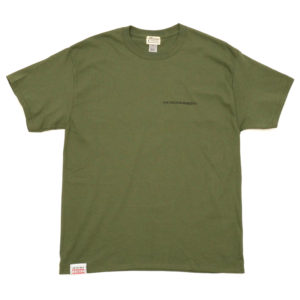 COLOR COMMUNICATIONS & FANCY SHOP CHOMESS カラーコミュニケーションズ ファンシーショップチョメス Tシャツ FOR THE GOOD MOMENTS