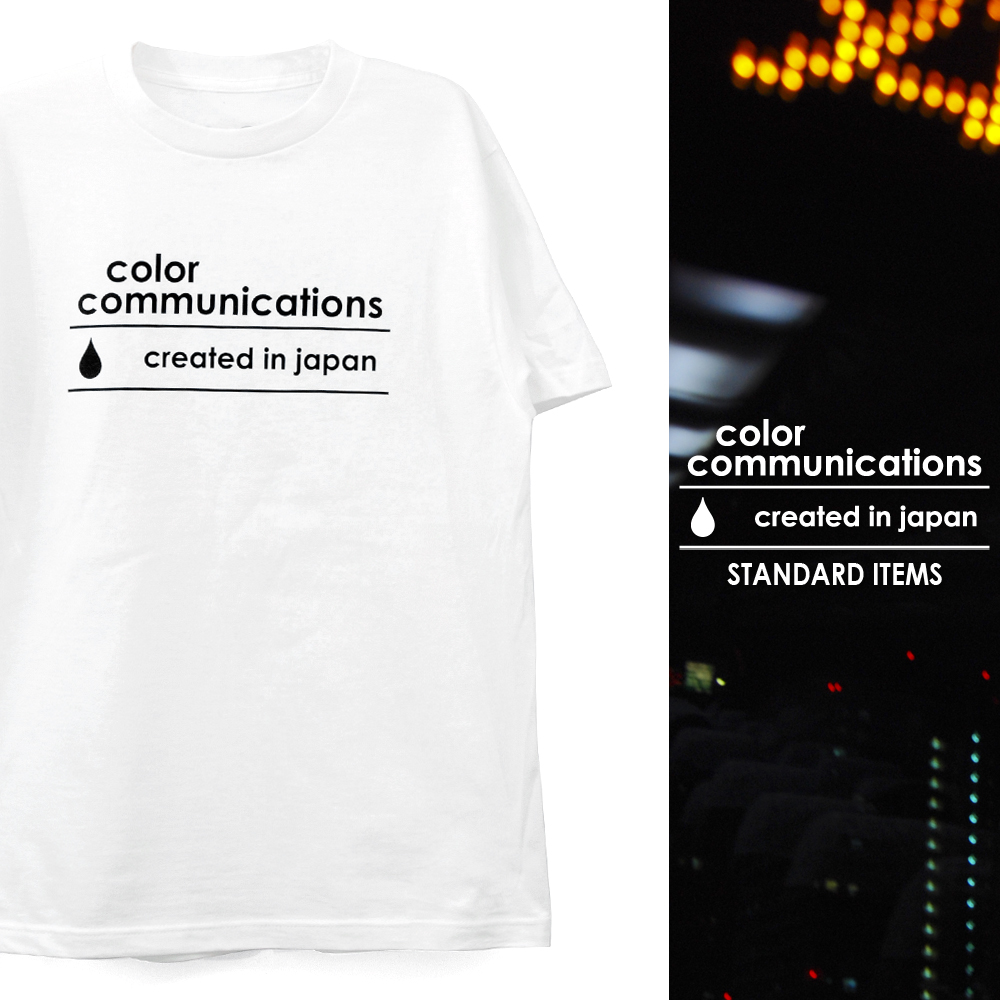 COLOR COMMUNICATIONS カラーコミュニケーションズ スタンダードアイテム