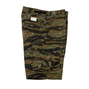 COLOR COMMUNICATIONS カラーコミュニケーションズ PANTS BDU CARGO TIGER CAMO