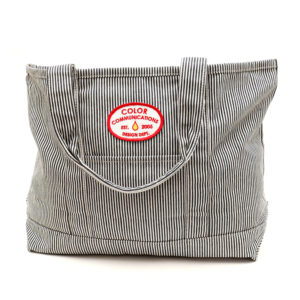 COLOR COMMUNICATIONS BAG / STATION PATCH TOTE
