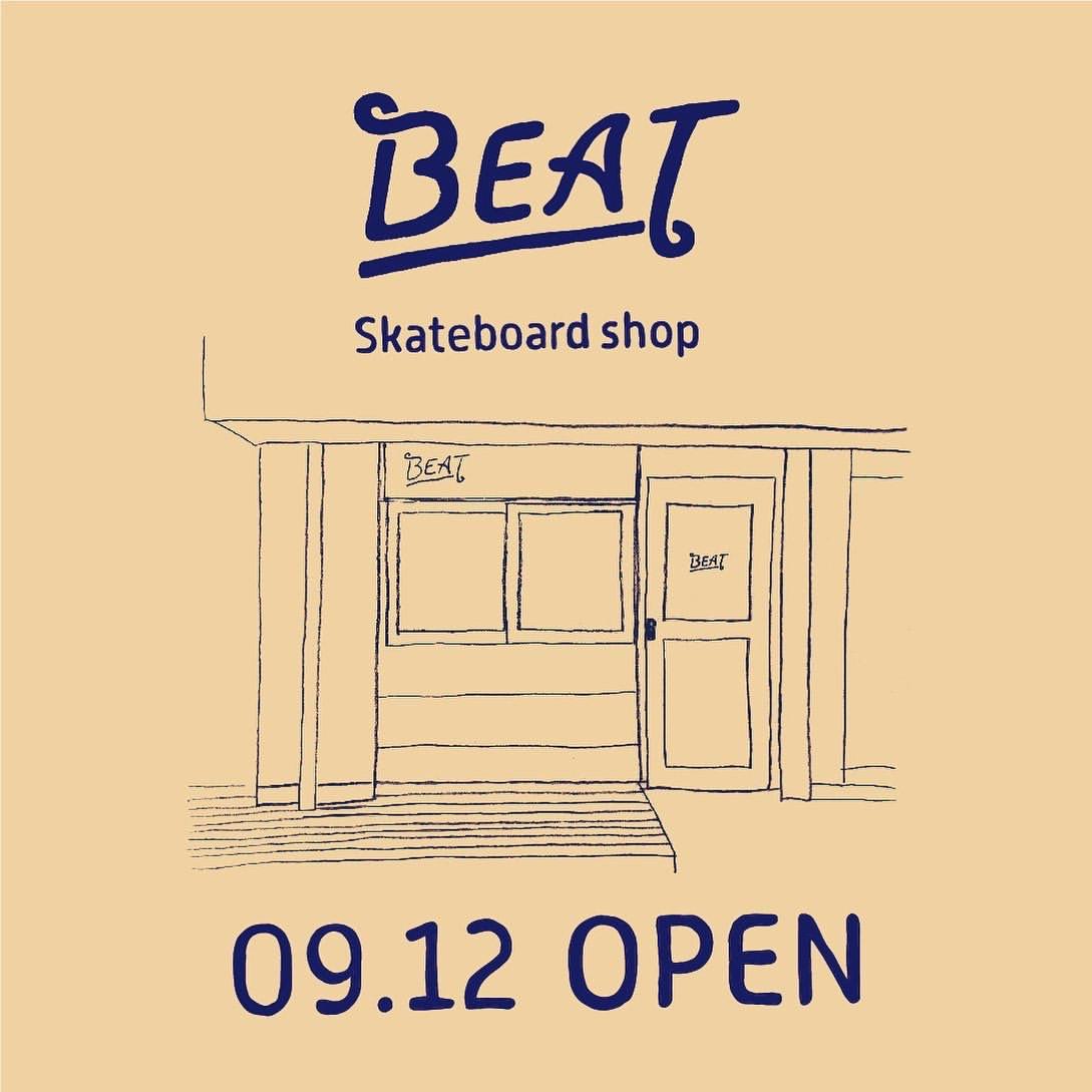 村岡洋樹のスケートショップ beat 浅草オープン hiroki muraoka