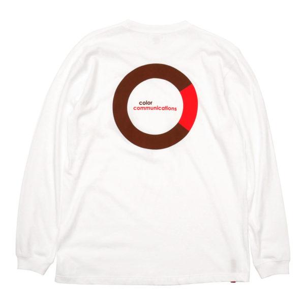 COLOR COMMUNICATIONS カラーコミュニケーションズ LONG SLEEVE Tシャツ CRING サンプル