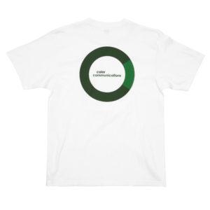COLOR COMMUNICATIONS カラーコミュニケーションズ Tシャツ CRING サンプル
