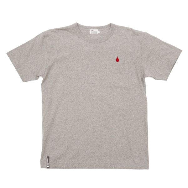 COLOR COMMUNICATIONS カラーコミュニケーションズ Tシャツ DRIP EMB POCKET 2 サンプル