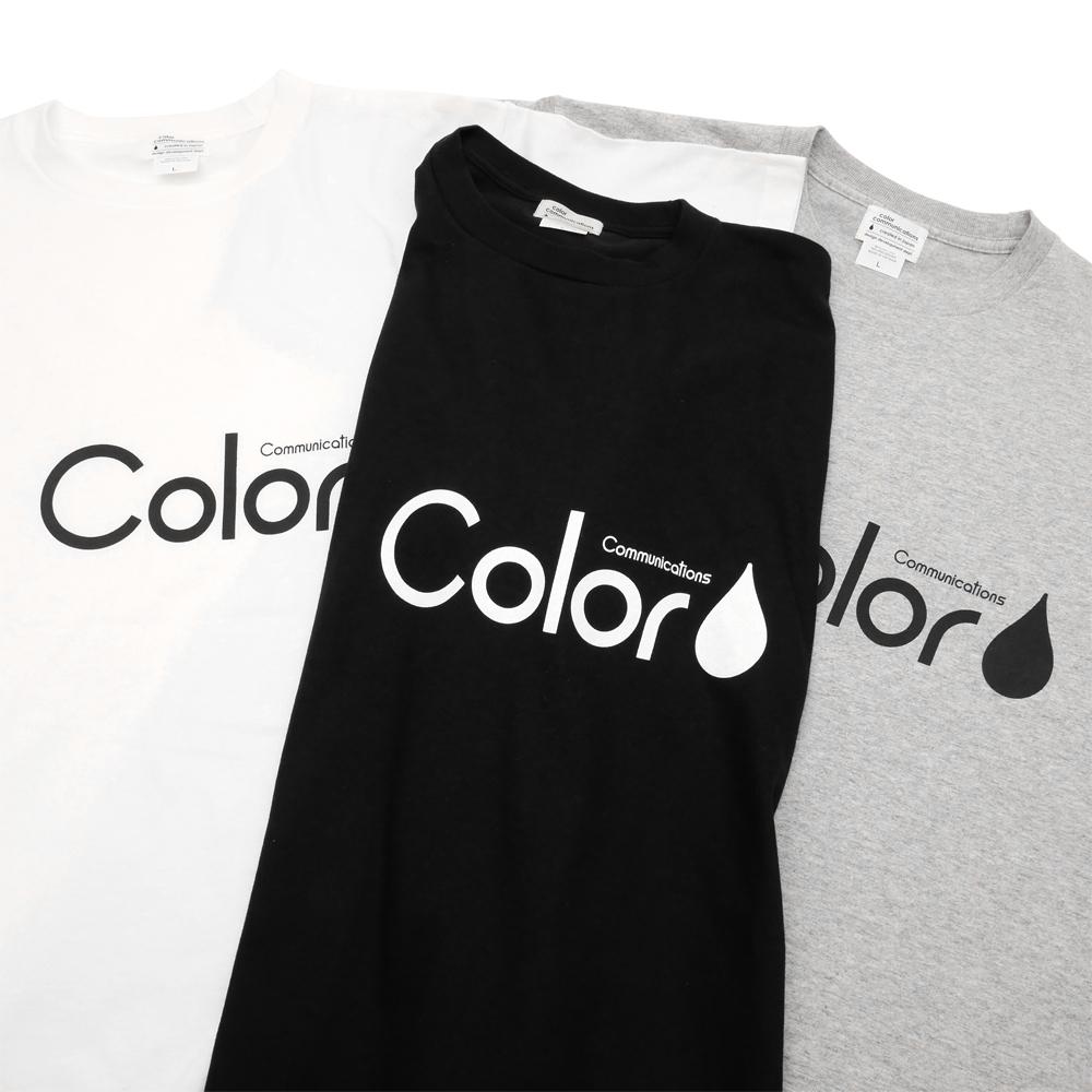 COLOR COMMUNCIATIONS(カラーコミュニケーションズ)T-SHIRT / PAINT CO. MONO